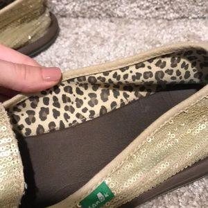 Sanuk Shoes - sequin SANUKS